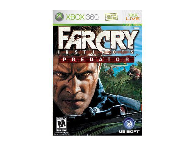 Far Cry: Instincts Predator Xbox 360 Game