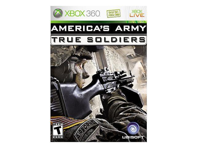 America's Army: True Soldiers Xbox 360 Game Ubisoft