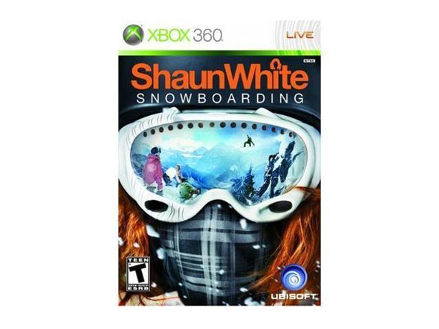 Shaun White Snowboarding Xbox 360 Game