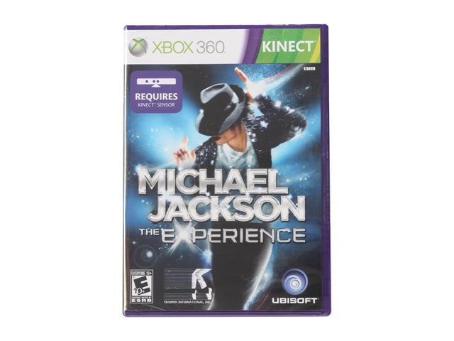 Michael Jackson Experience Xbox 360 Game