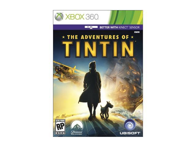 The Adventures Of Tintin: The Game Xbox 360 Game