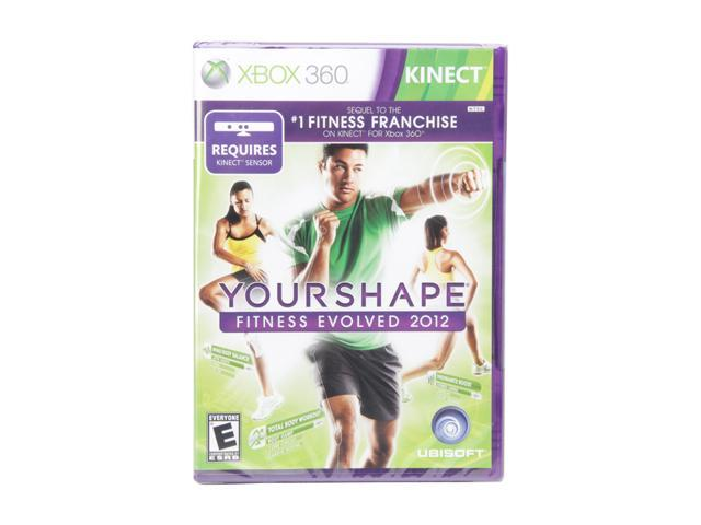 Your Shape Fitness Evolved 2012 Xbox 360 Game