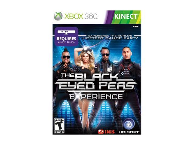 Black Eyed Peas Experience Xbox 360 Game