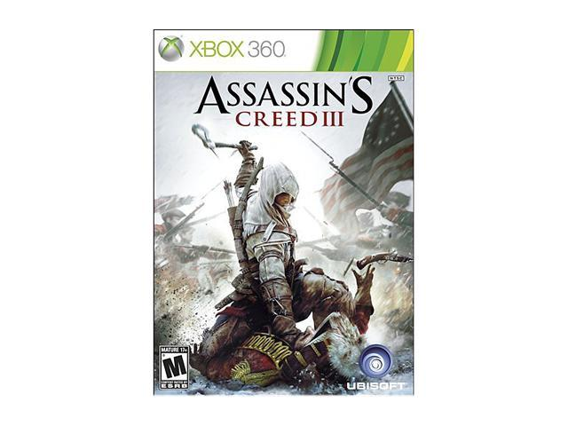 Assassins Creed III Xbox 360 Game