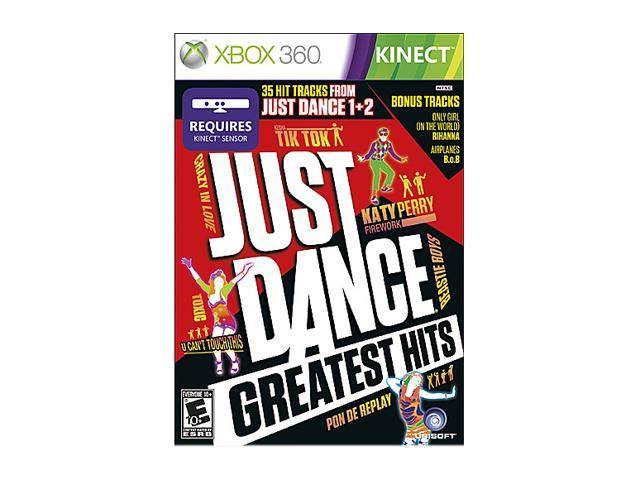 Just Dance: Greatest Hits Xbox 360 Game