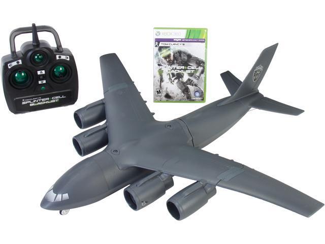 Tom Clancyu0027s Splinter Cell Blacklist Paladin Multi Mission Aircraft Edition  (Xbox ...