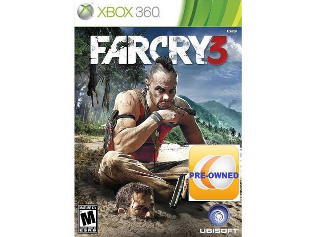Pre-owned Far Cry 3 Xbox 360