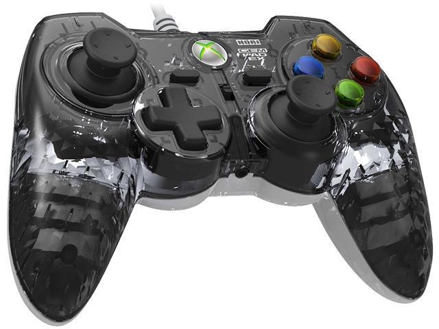 HORI Xbox 360 Gem Pad EX - Onyx Black