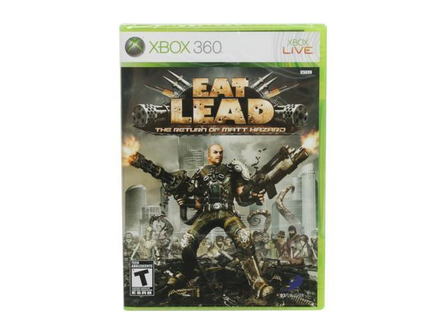Eat Lead: Return of Matt Hazard Xbox 360 Game