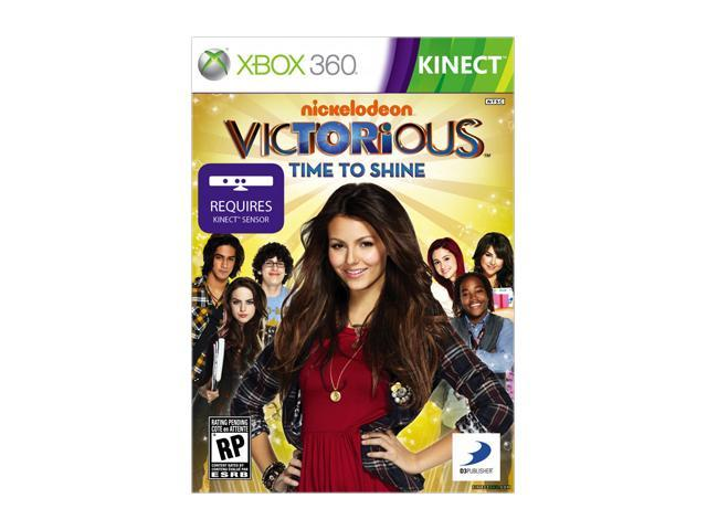 Victorious: Time to Shine Xbox 360 Game