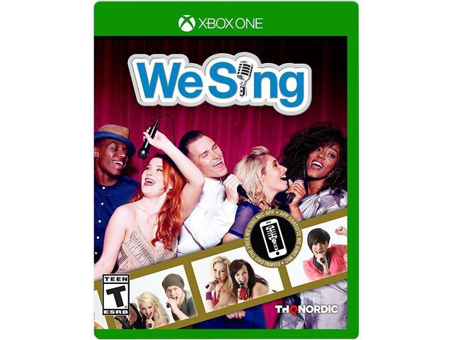 We Sing Xbox One Video Games