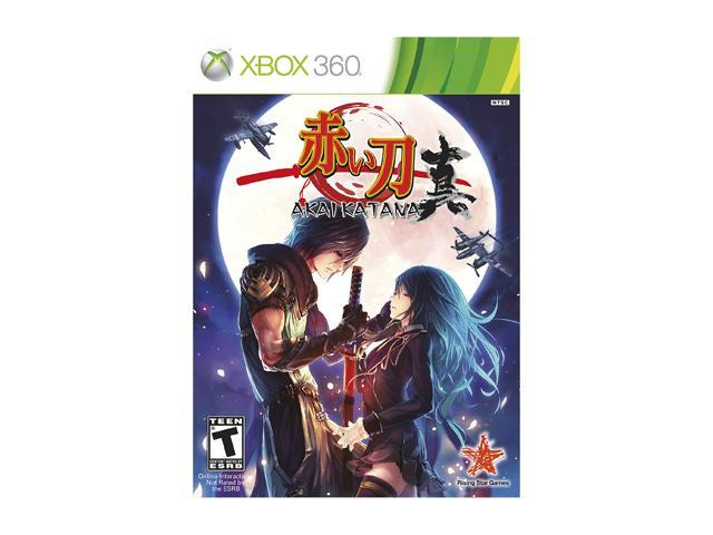 Akai Katana  Xbox 360 Game AKSYS GAMES