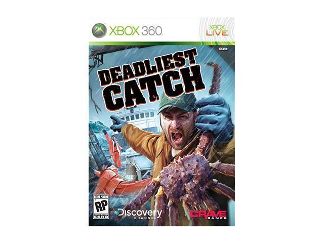 Deadliest Catch Xbox 360 Game