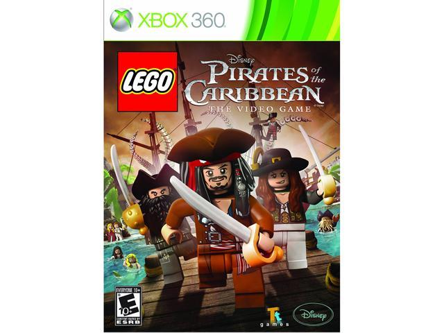 Lego Pirates of the Caribbean: The Video Games Xbox 360 Game