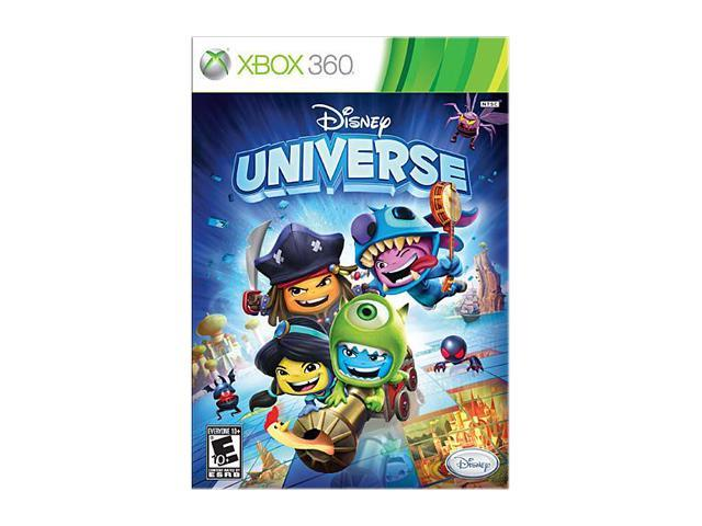 Disney Universe Xbox 360 Game