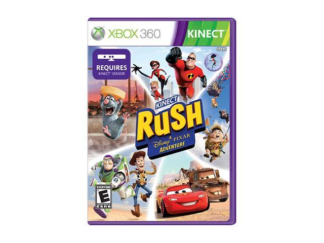 Kinect Rush: A Disney-Pixar Adventure Xbox 360 Game