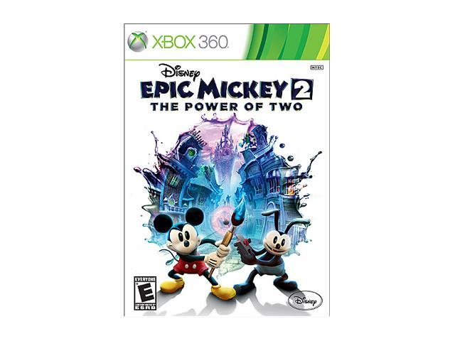 Disney Epic Mickey 2: The Power of Two for Xbox 360