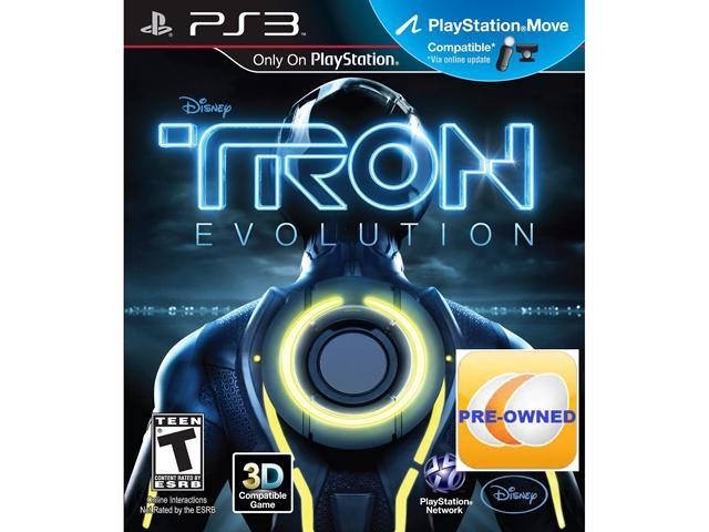 Pre-owned Tron: Evolution Xbox 360