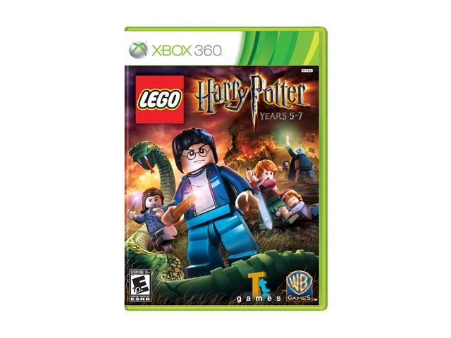 Lego Harry Potter: Years 5-7 Xbox 360 Game