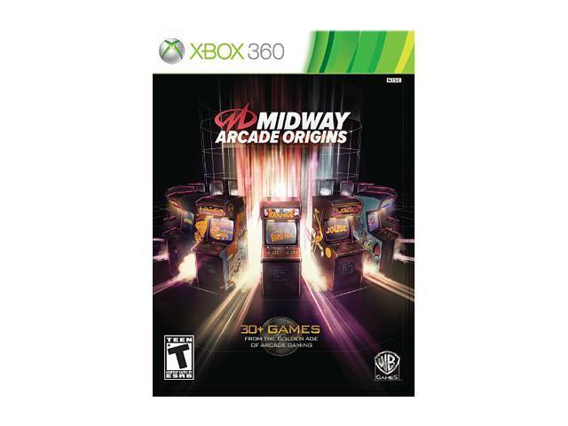 Midway Arcade Origins Xbox 360 Game