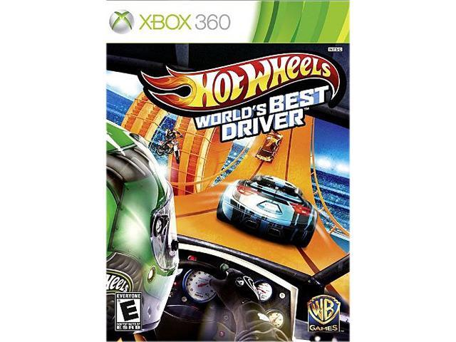Hot Wheels: World's Best Driver Xbox 360 Game