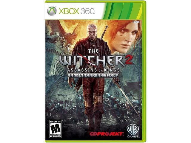 Witcher 2: Assassins of Kings Silver Box Xbox 360