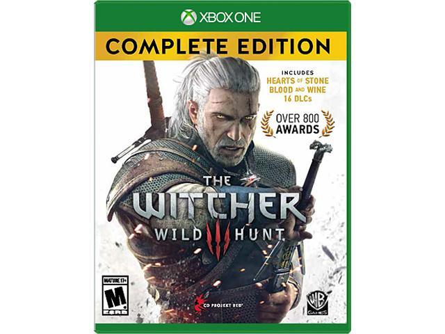 Witcher 3: Wild Hunt Complete Edition - Xbox One