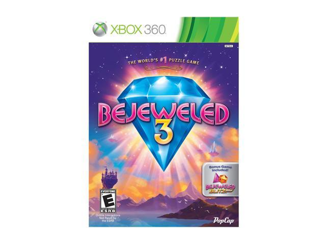 Bejeweled 3 Xbox 360 Game