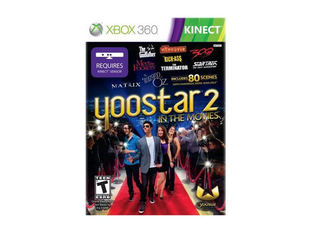 Yoostar 2: In the Movies Xbox 360 Game