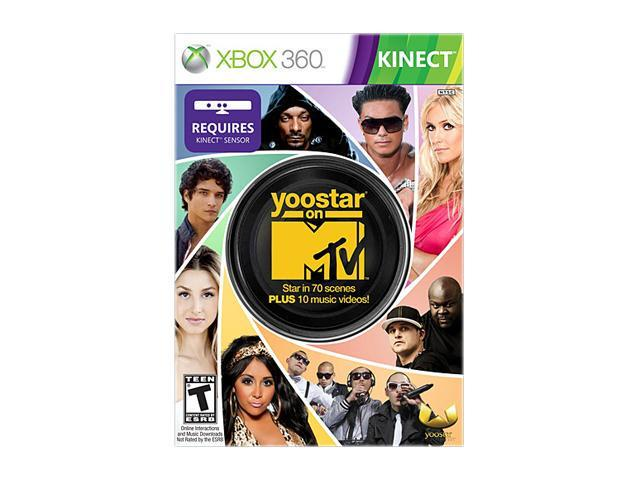 Yoostar on MTV Xbox 360 Game