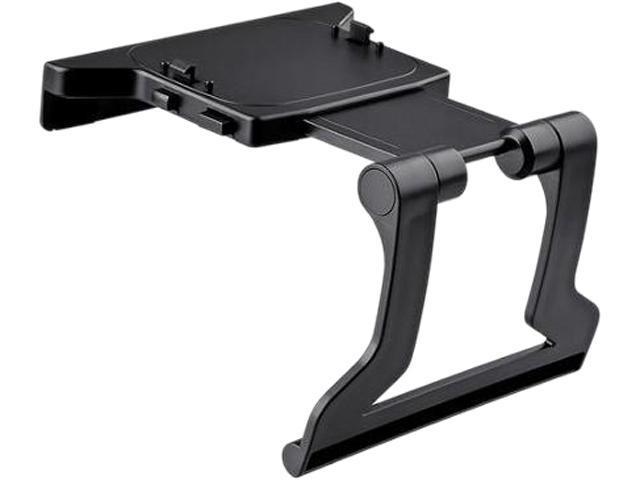 INSTEN Kinect Sensor TV Clip Mount Stand Holder for Xbox 360 / Xbox 360 Slim - Black