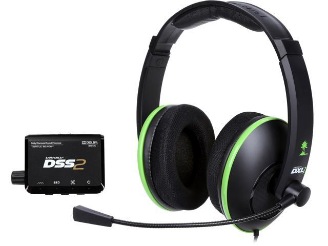 Turtle Beach Ear Force DXL1 Dolby Surround Sound Gaming Headset - Xbox 360