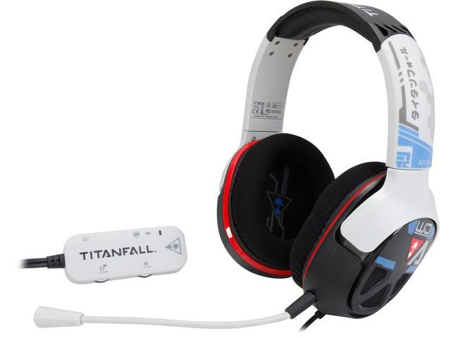 Turtle Beach Titanfall Ear Force Atlas Xbox One Gaming Headset