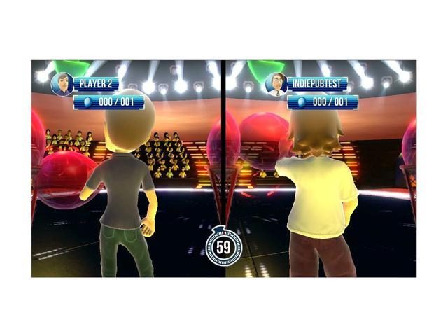 Minute to Win It Xbox 360 Game ZOO
