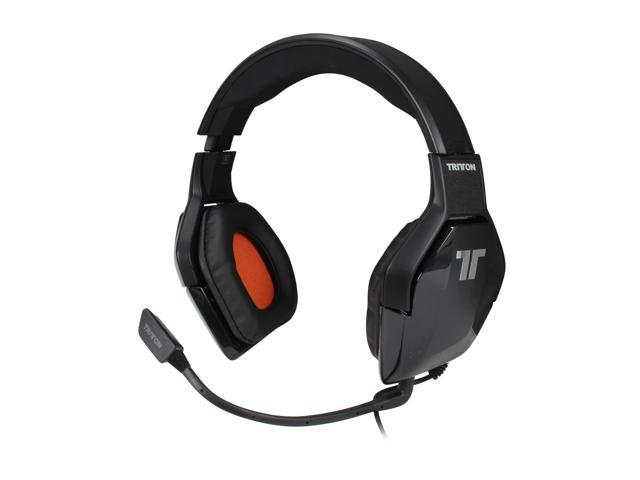 TRITTON Detonator Stereo Headset For Xbox 360, by Mad Catz - Black