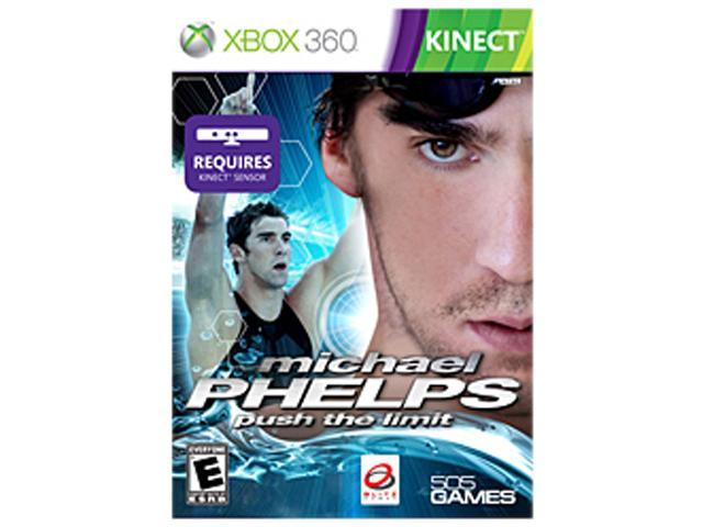 Michael Phelps: Push Limit Xbox 360 Game