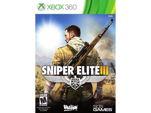 Sniper Elite V3 Xbox 360