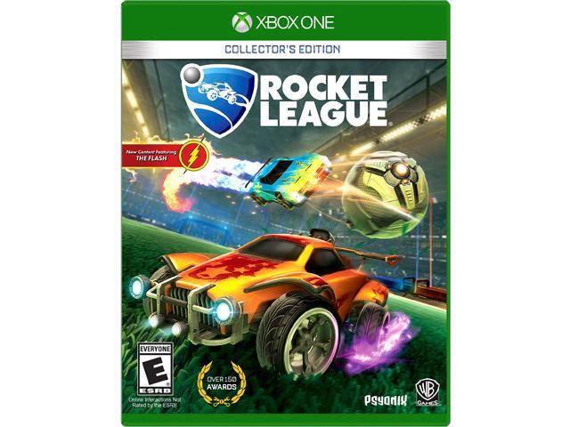 rocket league collector 39 s edition xbox one. Black Bedroom Furniture Sets. Home Design Ideas