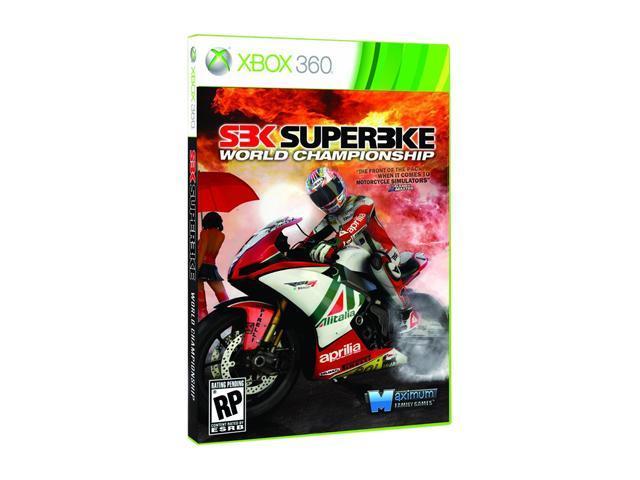 SBK Super Bike World Championship Xbox 360 Game
