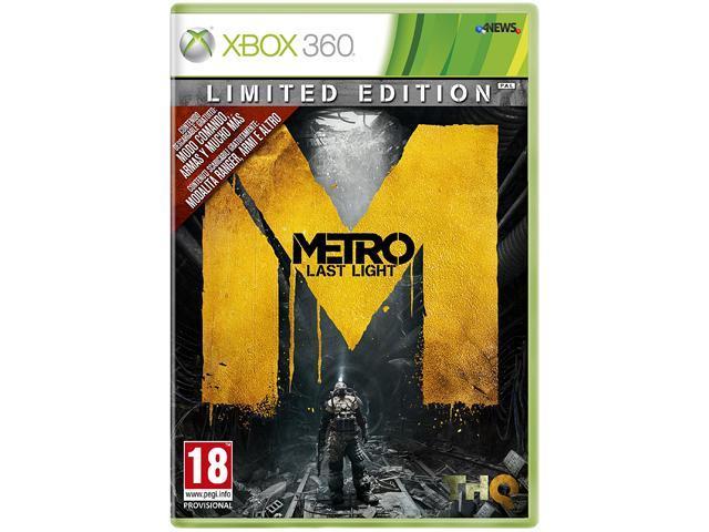 Metro Last Light for Xbox 360