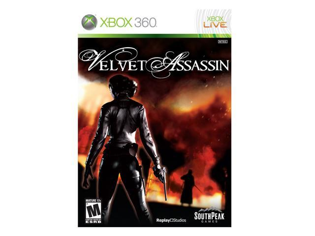 Velvet Assassin Xbox 360 Game