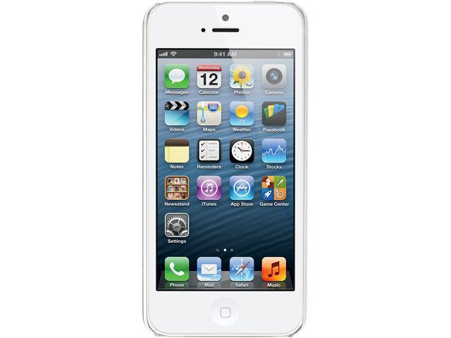 Apple iPhone 5 White 4G LTE Smart Phone with 4