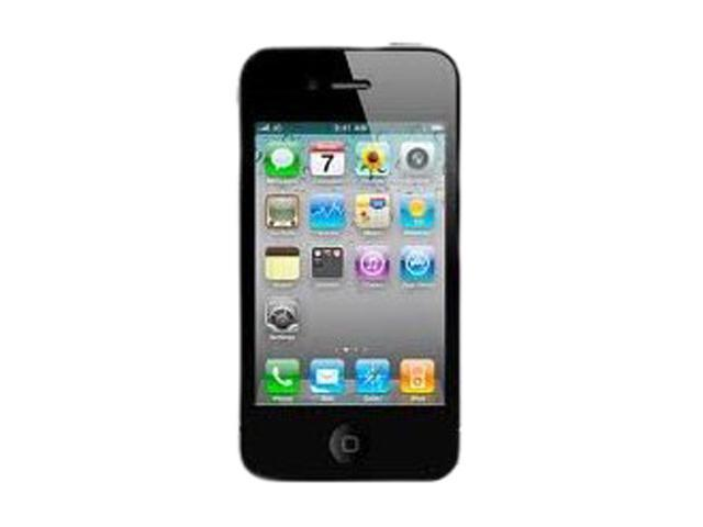 "Apple iPhone 4 MD146LL/A 8 GB storage, 512 MB RAM 3G 8GB CDMA Smart Phone for Sprint Only 3.5"" Black"