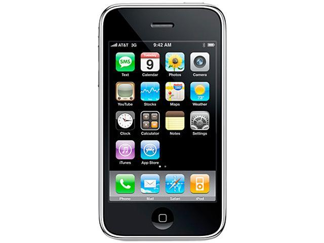 Apple iPhone 3GS MC138LLA-R Black 3G 32GB Cellphone for AT&T