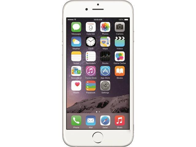 Apple iPhone 6 128GB 4G LTE Unlocked Cell Phone, 1GB RAM (Silver)