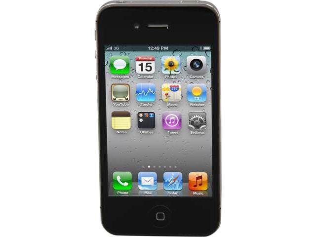 iphone 5 refurbished at t refurbished apple iphone 4s mf257ll a 3g 8gb at amp t iphone 4741