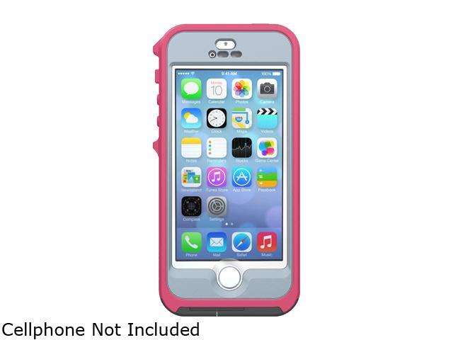 Apple iPhone 5s Gray 16GB Unlocked GSM Phone + OtterBox Preserver Primrose