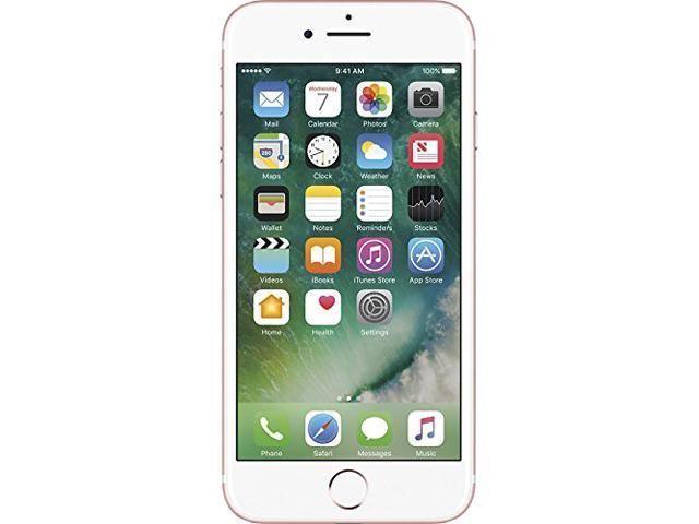 Apple iPhone 7 256GB Gold Unlocked Smartphone