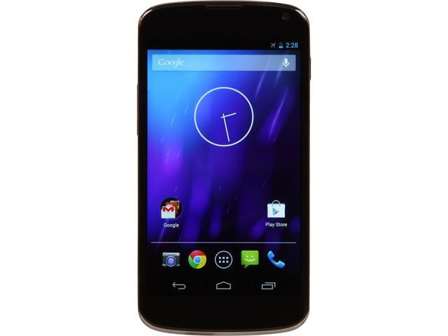 Google Nexus 4 Black 16GB Cell Phone for T-Mobile, A Grade