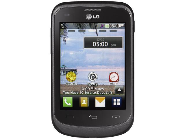 Tracfone LG 306G Feature Phone with Triple Minutes for Life